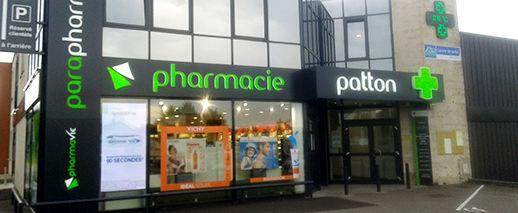 Pharmacie Patton, Saint-Avold