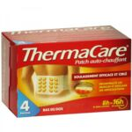 THERMACARE, pack 4 à Saint-Avold