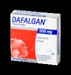 DAFALGAN 500 mg, comprimé effervescent sécable à Saint-Avold