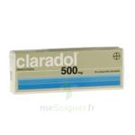 CLARADOL 500 mg, comprimé sécable à Saint-Avold