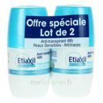 ETIAXIL DEO 48H ROLL-ON LOT 2 à Saint-Avold