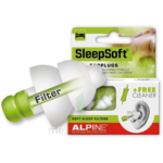 Bouchons d'oreille SleepSoft ALPINE à Saint-Avold