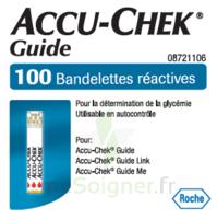 Accu-chek Guide Bandelettes 2 X 50 Bandelettes à Saint-Avold