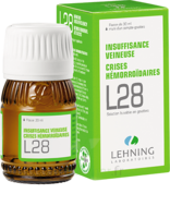 Lehning L28 Solution Buvable Fl/30ml à Saint-Avold