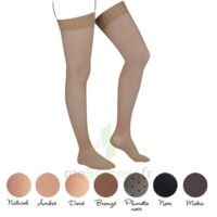 Venoflex Incognito Absolu 2 Bas Cuisse Femme Nude T3n à Saint-Avold