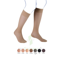 Venoflex Incognito Absolu 2 Chaussette Femme Plumetis Noir T2l