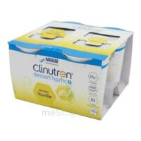 Clinutren Dessert 2.0 Kcal Nutriment Vanille 4cups/200g à Saint-Avold