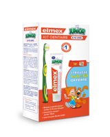 Elmex Kit Dentaire Junior 6-12 Ans à Saint-Avold