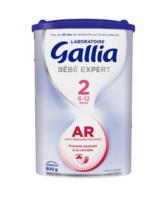 Gallia Bebe Expert Ar 2 Lait En Poudre B/800g à Saint-Avold