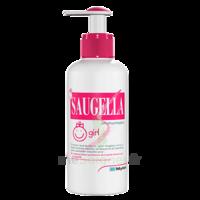 SAUGELLA GIRL Savon liquide hygiène intime Fl pompe/200ml à Saint-Avold