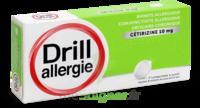 Drill 10 Mg Comprimés à Sucer Allergie Cétirizine Plq/7 à Saint-Avold