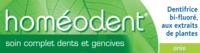 Boiron Homéodent Soin Complet Dents Et Gencives Pâte Dentifrice Anis T/75ml à Saint-Avold