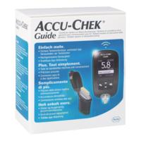 Accu-chek Guide Lecteur De Glycémie Mg/dl Set à Saint-Avold