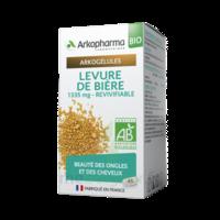 Arkogélules Levure De Bière Revivifiable Bio Gélules Fl/45 à Saint-Avold
