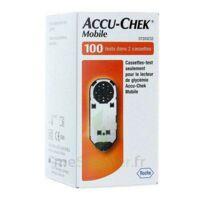 Accu-chek Mobile Cassettes B/2 X 50 à Saint-Avold