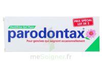 PARODONTAX DENTIFRICE GEL FLUOR 75ML x2 à Saint-Avold