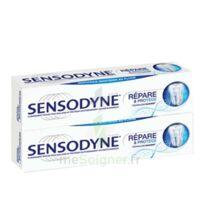Sensodyne Dentifrice Repare & Protege 75ml X 2 à Saint-Avold