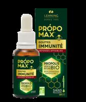 Lehning Propomax Immunité Propolis Verte Bio Extrait Sans Alcool Fl/30ml à Saint-Avold