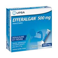 Efferalgan 500 Mg Glé En Sachet Sach/16 à Saint-Avold