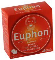 EUPHON, pastille à Saint-Avold