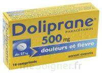 Doliprane 500 Mg Comprimés 2plq/8 (16) à Saint-Avold