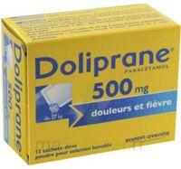 Doliprane 500 Mg Poudre Pour Solution Buvable En Sachet-dose B/12 à Saint-Avold