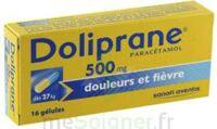 DOLIPRANE 500 mg Gélules B/16 à Saint-Avold