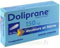 DOLIPRANE 150 mg Suppositoires 2Plq/5 (10) à Saint-Avold