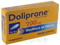 Doliprane 200 Mg Suppositoires 2plq/5 (10) à Saint-Avold