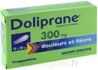 Doliprane 300 Mg Suppositoires 2plq/5 (10) à Saint-Avold