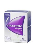 Nicorette Inhaleur 10 Mg Cartouche P Inh Bucc Inhalation Buccale B/42 à Saint-Avold