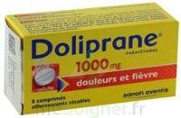 DOLIPRANE 1000 mg Comprimés effervescents sécables T/8 à Saint-Avold
