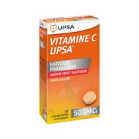VITAMINE C UPSA 500 mg fruit exotique, comprimé à croquer à Saint-Avold