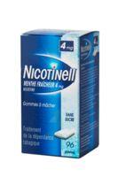 Nicotinell Menthe Fraicheur 4 Mg Sans Sucre, Gomme à Mâcher Médicamenteuse 8plq/12 à Saint-Avold