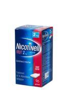 Nicotinell Fruit 2 Mg Sans Sucre, Gomme à Mâcher Médicamenteuse P/96 à Saint-Avold