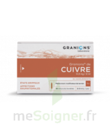 Granions De Cuivre 0,3 Mg/2 Ml S Buv 30amp/2ml à Saint-Avold