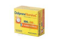 Dolipranevitaminec 500 Mg/150 Mg, Comprimé Effervescent à Saint-Avold
