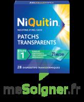 Niquitin 21 Mg/24 Heures, Dispositif Transdermique Sach/28 à Saint-Avold