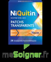 NIQUITIN 14 mg/24 heures, dispositif transdermique Sach/28 à Saint-Avold