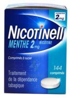 Nicotinell Menthe 2 Mg, Comprimé à Sucer Plaq/144 à Saint-Avold