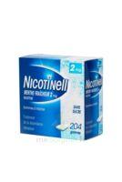 NICOTINELL MENTHE FRAICHEUR 2 mg SANS SUCRE, gomme à mâcher médicamenteuse Plq/204 à Saint-Avold