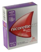 Nicoretteskin 10 Mg/16 H Dispositif Transdermique B/28 à Saint-Avold