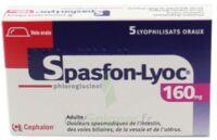 SPASFON LYOC 160 mg, lyophilisat oral à Saint-Avold
