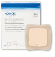 Aquacel Foam Pansement Hydrocellulaire AdhÉsif StÉrile 10x20cm B/10