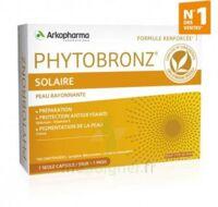 Phytobronz Solaire Caps tous types de peaux 2B/30 à Saint-Avold