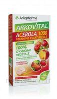 Arkovital Acérola 1000 Comprimés à croquer B/30 à Saint-Avold