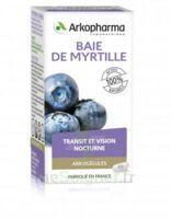 Arkogélules Myrtille baies Gélules Fl/45 à Saint-Avold