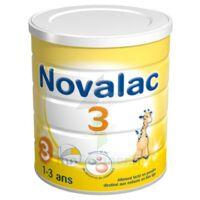 NOVALAC LAIT 3 BOITE 800G à Saint-Avold
