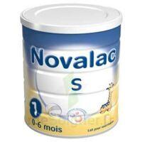 Novalac S 1 Lait en poudre 800g à Saint-Avold