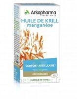 Arkogélules Huile De Krill Manganèse Caps Fl/45 à Saint-Avold